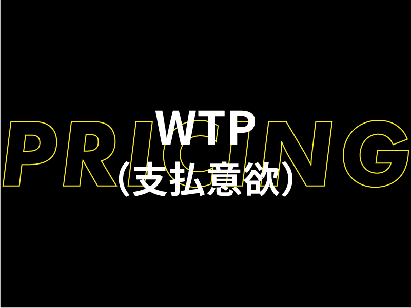 WTP(Willingness To Pay・支払意欲)とは|重要性・影響する要因・把握する方法